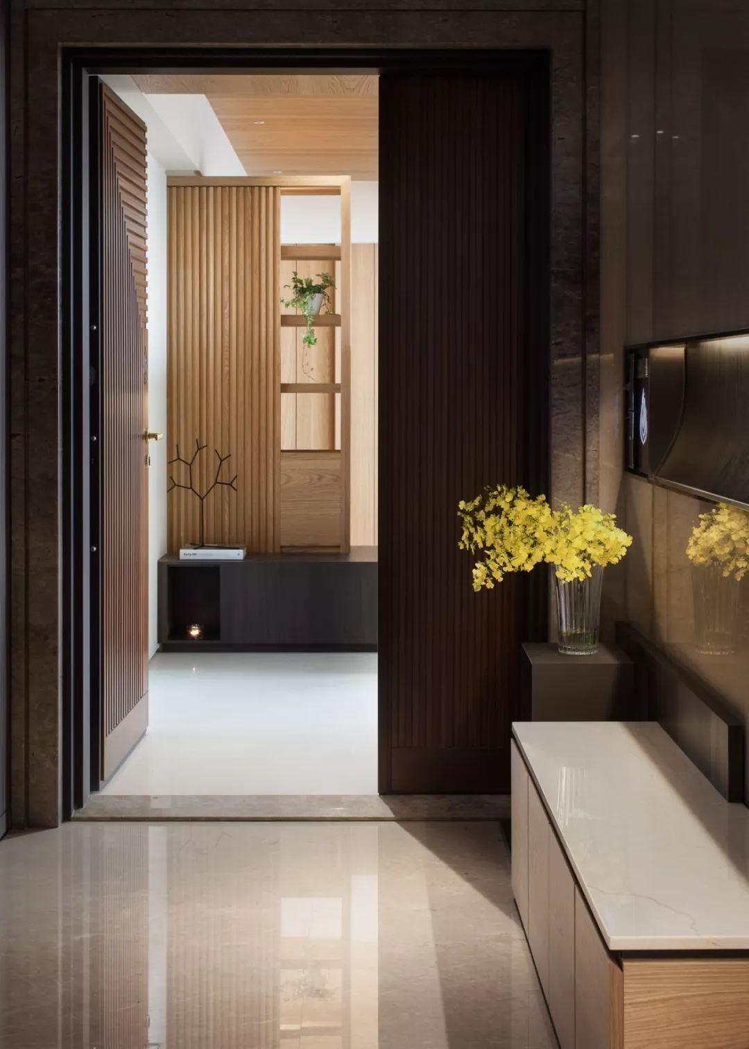 客厅矮墙隔断_客厅边上的房间做个榻榻米,客厅更大了_设计赏析_ansuner爱尚家具