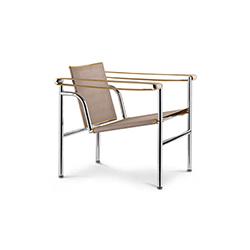 LC扶手椅 LC1 Armchair 勒·柯布西耶 Le Corbusier