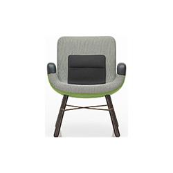 维特拉东河椅子 VITRA EAST RIVER CHAIR 维特拉 vitra品牌 Hella Jongerius 设计师