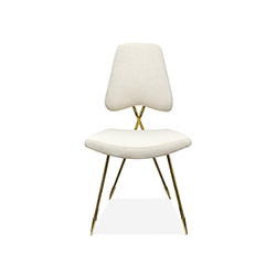 马克西姆餐椅 Maxime Dining Chair 乔纳森·阿德勒 Jonathan Adler