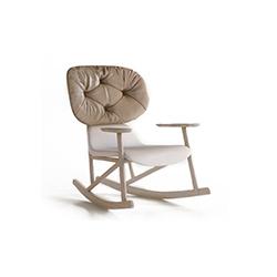 克拉拉摇椅 Klara Rocking Chair moroso Patricia Urquiola