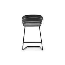 裂谷吧椅 Rift bar stool moroso Patricia Urquiola