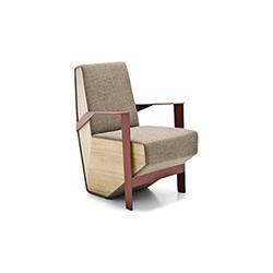 银湖休闲椅 Silver Lake chair moroso Patricia Urquiola