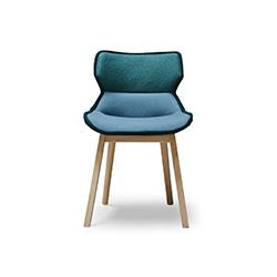 克拉丽莎餐椅 Clarissa Dining Chair moroso Patricia Urquiola