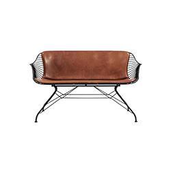 金属丝沙发椅 Wire Lounge Sofa overgaard & dyrman Overgaard & Dyrman
