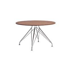 金属丝茶几 Wire Coffee Table  Overgaard & Dyrman