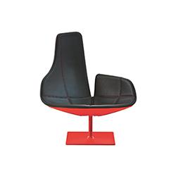 峡湾椅/手指椅 fjord relax armchair moroso Patricia Urquiola