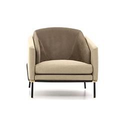 黑线沙发 Fil Noir Sofa 米诺蒂 Minotti品牌 Christophe Delcourt 设计师