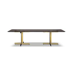卡特林餐台 Catlin Dining Table 米诺蒂 Minotti品牌 Rodolfo Dordoni 设计师
