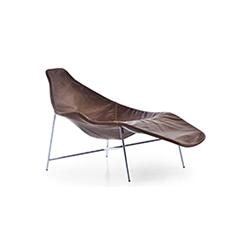 提亚玛丽亚躺椅 Tia Maria lounge chair moroso Enrico Franzolini