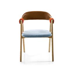 马蒂尔达餐椅 Mathilda Chair moroso Patricia Urquiola