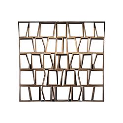 特里亚书架 Terreria Bookcase moroso Marco Casamonti