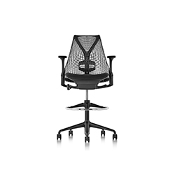 赛尔高脚椅 Sayl Task Chair 赫曼米勒 herman miller品牌 Yves Behar 设计师