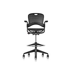 卡珀高脚椅 Caper Stool 赫曼米勒 herman miller品牌 Jeff Weber 设计师