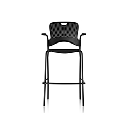 卡珀高脚椅 Caper Stacking Stool 赫曼米勒 herman miller品牌 Jeff Weber 设计师