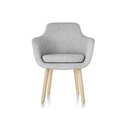 萨伊巴餐椅 Saiba Dining Chair 赫曼米勒 herman miller品牌 Naoto Fukasawa 设计师