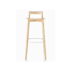 布兰卡吧椅 Branca Stool Mattiazzi Mattiazzi品牌 Sam Hecht 设计师