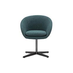 罗素餐椅 Russell Dining Chair 米诺蒂 Minotti品牌 Rodolfo Dordoni 设计师