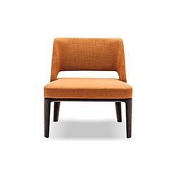 欧文斯休闲椅 Owens Armchair 米诺蒂 Minotti品牌 Rodolfo Dordoni 设计师