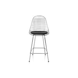 伊姆斯金属丝吧椅 Eames® Wire Stool 赫曼米勒
