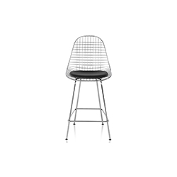 伊姆斯金属丝吧椅 Eames® Wire Stool 赫曼米勒 herman miller品牌 Charles & Ray Eames 设计师