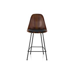 伊姆斯吧椅 Eames®  Molded Stool 赫曼米勒