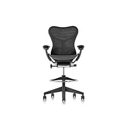 米拉®2高脚椅 Mirra® 2 stool 赫曼米勒 herman miller品牌 Studio 7.5 设计师