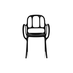 米拉餐椅 Magis Mila Chair magis Jaime Hayon