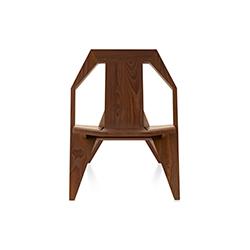 美第奇休闲椅 Medici Lounge Chair 康士坦丁·葛切奇 Konstantin Grcic