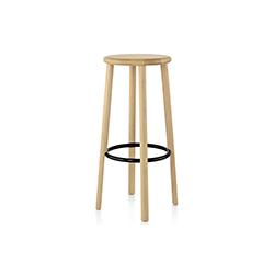索洛吧椅 Solo stool Mattiazzi Mattiazzi品牌 Nitzan Cohen 设计师
