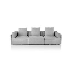 模块沙发 Module Sofa 赫曼米勒 herman miller品牌 BassamFellows 设计师
