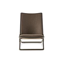 剪刀休闲椅 Scissor Chair 沃德·班尼特 Ward Bennett