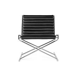 雪橇休闲椅 Sled Chair 赫曼米勒 herman miller品牌 Ward Bennett 设计师
