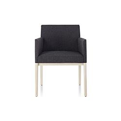 奈塞尔休闲椅 nessel™ armchair 赫曼米勒 herman miller品牌 Vincent Van Duysen 设计师