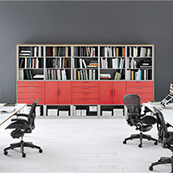 Meridian 杂物柜 Meridian Storage 赫曼米勒 herman miller品牌  设计师