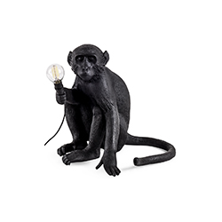 猴子灯 MONKEY LAMP Seletti Marcantonio Raimondi Malerba