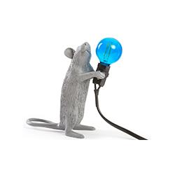 鼠灯 Mouse Lamp 塞莱蒂 Seletti品牌 Marcantonio Raimondi Malerba 设计师
