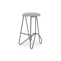 环线吧椅 Loop Bar Stool marmo marmo品牌  设计师