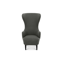 后卫休闲椅 Wingback Chair 汤姆狄克 Tom Dixm