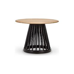 风扇咖啡桌 Fan Table 汤姆迪克森