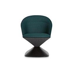 枢轴休闲椅 Pivot Chair 汤姆狄克 Tom Dixm