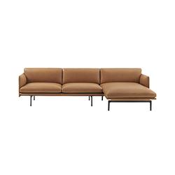 轮廓沙发系列 Outline Corner Sofa muuto muuto品牌 Anderssen & Voll 设计师