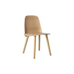 怪才椅 Nerd Chair muuto muuto品牌 David Fabio 设计师