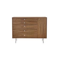 尼尔森薄边储物柜 nelson thin edge cabinet 赫曼米勒