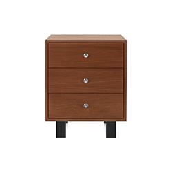 尼尔森基础床头柜 nelson basic cabinet 赫曼米勒 herman miller品牌 George Nelson 设计师