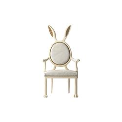 Hybrid兔子椅 HYBRID NO 2: BUNNY Merve Kahraman Merve Kahraman