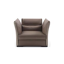clivio 扶手椅 clivio armchair 维多利亚 Vittoria Frigerio品牌  设计师