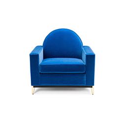Rondure 沙发椅 Rondure sofa chair 艾米萨默维尔 Amy Somerville品牌  设计师