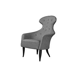 Paradiset伊娃&亚当休闲椅 Paradiset Eva&Adam Lounge Chair Kerstin Horlin Holmquist Kerstin Horlin Holmquist