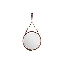 阿德内圆形挂镜 Adnet Circulaire Wall Mirror 雅克·阿德内特 Jacques Adnet